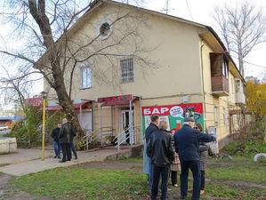 Рейд по «разливайкам» провели после обращения жителей к мэру Владимиру Панову