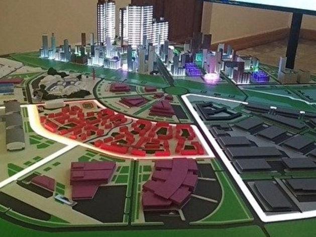 На строительство деревни Универсиады, которую потом отдадут УрФУ, потратят 12 млрд руб.