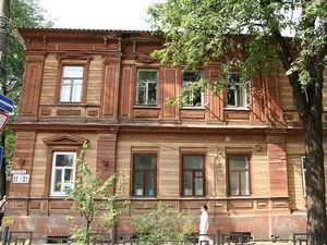 Помещение в доме, где жила семья Горького, выставили на торги