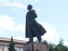 Возбуждено уголовное дело из-за некачественного ремонта памятника Ленину