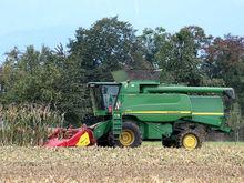 Мировые производители сельхозтехники покажут новосибирцам новинки АПК
