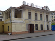 «По проекту будет литературное кафе». В Нижнем Новгороде отреставрируют Дом Фомина