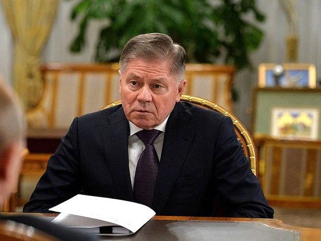 Председатель ВС Вячеслав Лебедев