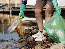 Греты Тунберг на вас нет:  Гринпис выяснил, чем загрязнены побережья в Красноярске