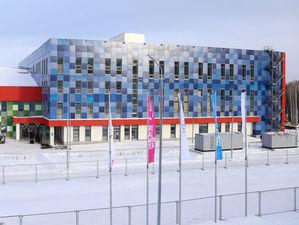 Здания кластера «Радуга» в Красноярске передадут в безвозмездное пользование СФУ