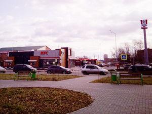 В Красноярске открылся еще один ресторан KFC