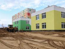 Подрядчик пообещал завершить строительство детского сада в ЖК «Бурнаковский» до 31 декабря