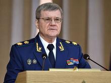 Обсудят посадки. В Екатеринбург на встречу с бизнесменами летит генеральный прокурор Чайка