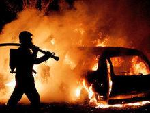 Горим: почти 40 автомобилей сгорели в Красноярском крае за последние две недели