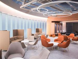 В Стригино открылся новый зал повышенной комфортности