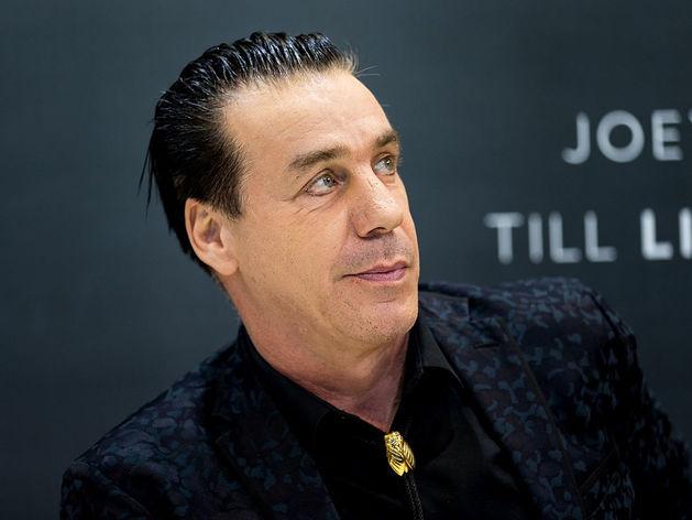В Екатеринбурге выступит лидер группы Rammstein Тилль Линдеманн