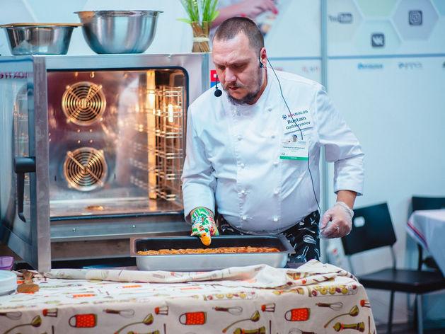 Cпециализированная выставка продуктов питания стартует в «Екатеринбург-ЭКСПО» 19 ноября