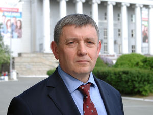 Виктор Кокшаров, УрФУ: «По количеству бюджетных мест мы идем сразу за МГУ»