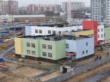 Подрядчик пообещал достроить детсад в микрорайоне «Седьмое небо» к 20 декабря