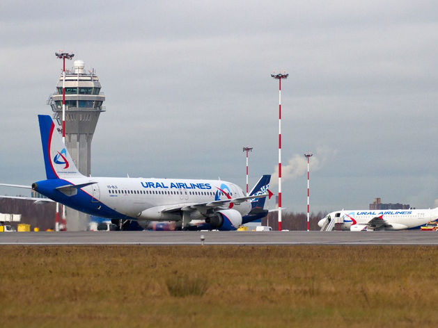 «Уральские авиалинии» потеряли 1 млрд руб. из-за остановки полетов в Грузию