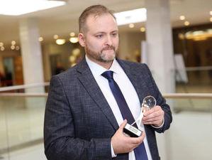 Объявлен победитель первой номинации премии «Человек года»