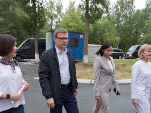 Алексей Текслер назначил Наталью Котову своим заместителем
