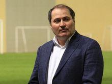 Директор красноярского футбольного клуба «Енисей» покинул свой пост