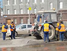 Мэрия объявила о поиске подрядчиков, которые займутся городскими дорогами