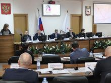 Депутаты гордумы поддержали программу комплексного развития транспортной инфраструктуры