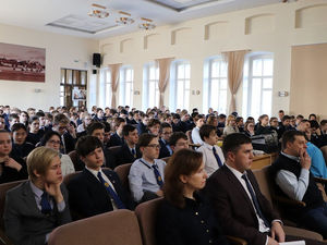 Ежегодная Декада энергетики стартовала 26 ноября в лицее №38 Нижнего Новгорода
