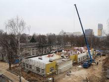 15 социальных объектов строится в Нижнем Новгороде
