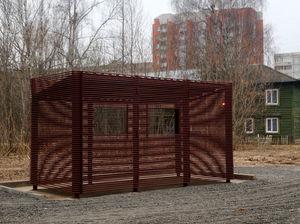 Контейнерные площадки с улучшенным дизайном начали устанавливать в Нижнем Новгороде