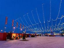 Фан-зона, суп дня и говорящие туалеты: чем удивит «Белая ярмарка» в Красноярске