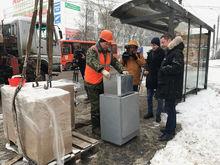 80 антивандальных урн установят в Советском районе