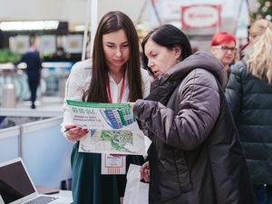 «Ярмарка недвижимости» пройдет 7 декабря в ТРК «Алмаз»