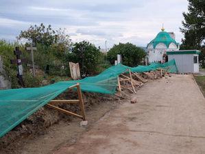 Департамент городского хозяйства Красноярска оштрафовали на 100 тысяч за снос забора