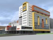 Девять этажей и вид на центр. В Нижнем Новгороде построят новый жилой комплекс
