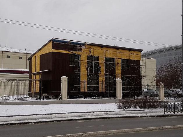 В Екатеринбурге около СИЗО открывают торговый центр с кафе и возможностью онлайн-заказов
