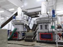 В Канске запустили завод по переработке отходов лесопиления
