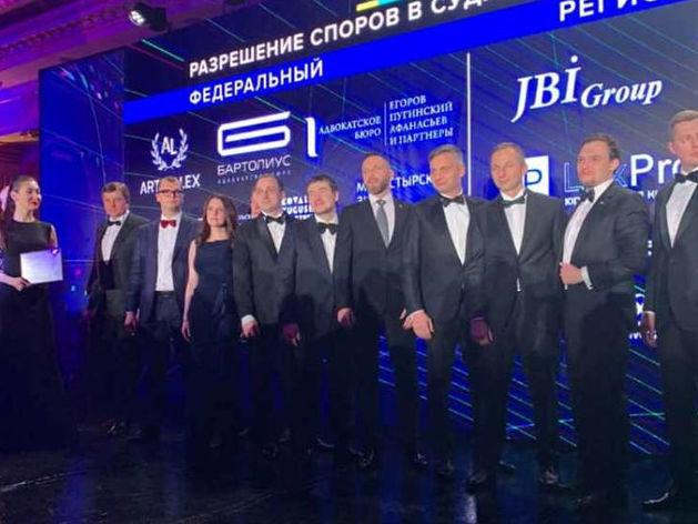 Семь юридических компаний Екатеринбурга вошли в рейтинг лучших фирм страны