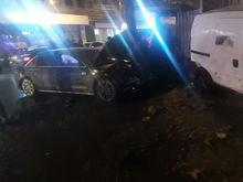 В центре Нижнего Новгорода автомобиль выехал на тротуар и сбил 12 пешеходов