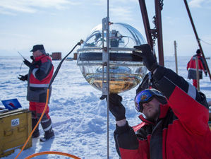 Ученые НГТУ приступили к разработке опытного образца ледопланировочной машины