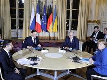 «Хорошо, по-деловому». О чем договорились и не договорились Путин и Зеленский в Париже