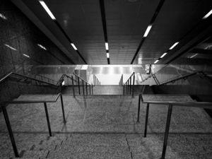 На пр. Котельникова в Красноярске открыли первый подземный переход