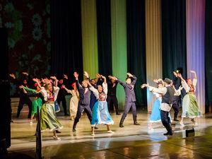 В Музыкальном театре завершилась декада, посвященная Международному дню инвалидов
