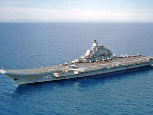 Пожар на авианесущем крейсере «Адмирал Кузнецов». Главное