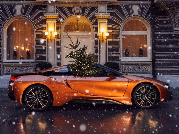 Мечты сбываются: дни новогодних продаж BMW в Екатеринбурге