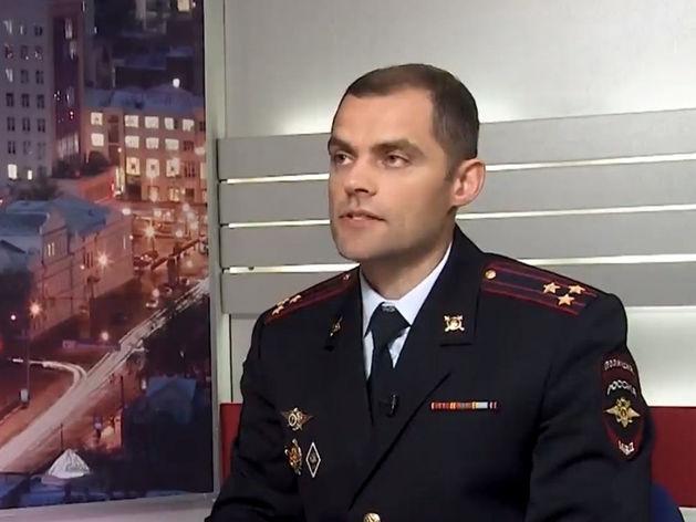 Руководитель Уральского межрегионального управления Росприроднадзора, полковник полиции Роман Тужиков