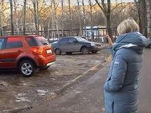 Более 2 тысяч протоколов было составлено за парковку на газонах в Нижнем Новгороде