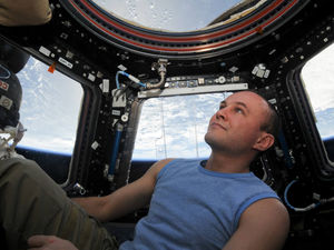 «Больше всего в жизни раздражают нытики», — Сергей Рязанский, космонавт