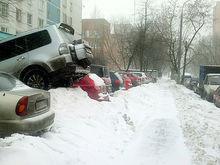 Платными парковками займется Минтранс Красноярского края
