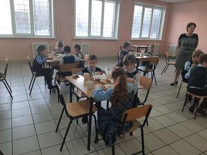 Проверка организации питания в школе №134 Приокского района грубых нарушений не выявила