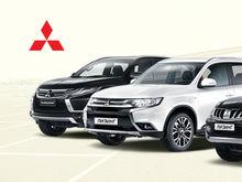 «Балтийский лизинг» предлагает клиентам популярные на рынке РФ модели Mitsubishi