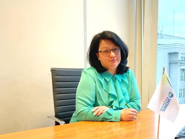Директор филиала компании в Екатеринбурге