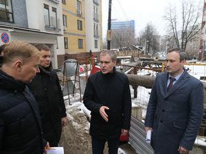 Владимир Панов поручил узнать причины аварийности теплосетей в Нижнем Новгороде